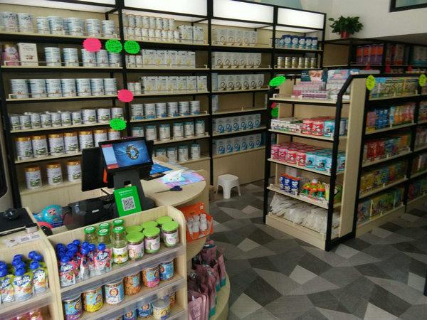 无锡南长区超市货架子多少钱一套