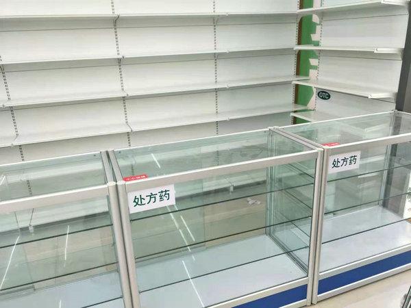 无锡滨湖区单面超市货架定制
