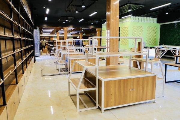 宜兴仓储式超市货架