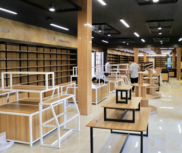 江阴超市货架厂商